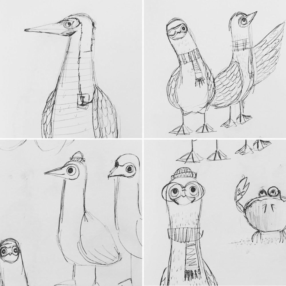 Sketchbookdoodling
