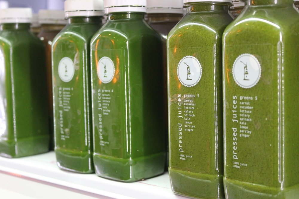 Pressed Juices Healthy Eating in Sydney