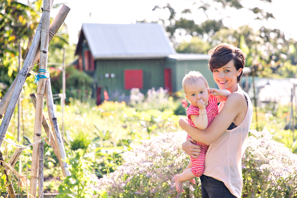 Megan May Interview Little Bird Organics A Day on My Plate