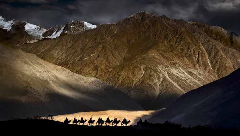 Nubra Valley Nick Melidonis