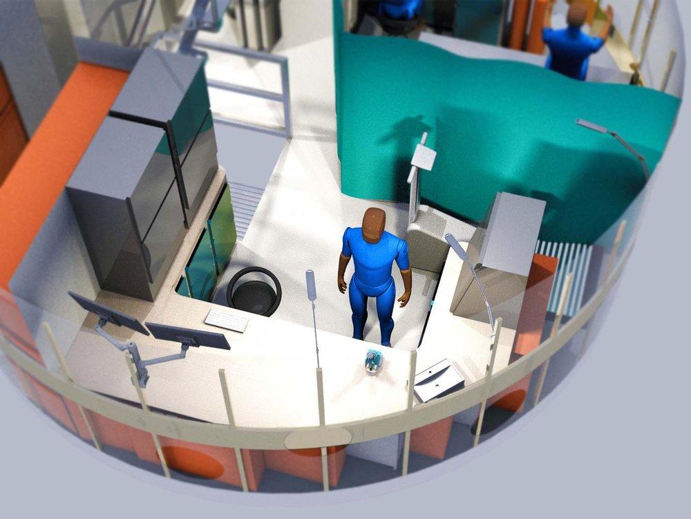 Hestia Sciences Workstation