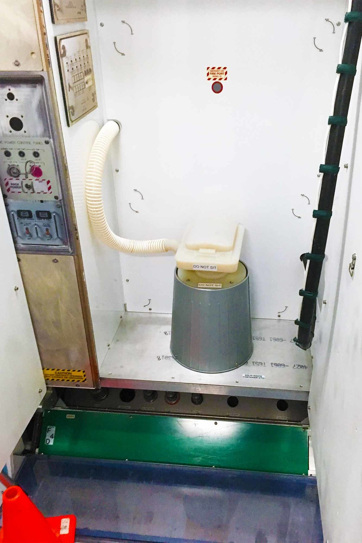 Full-scale ISS Hygiene model