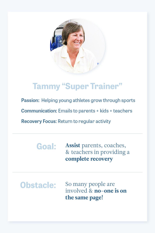 Trainer Persona
