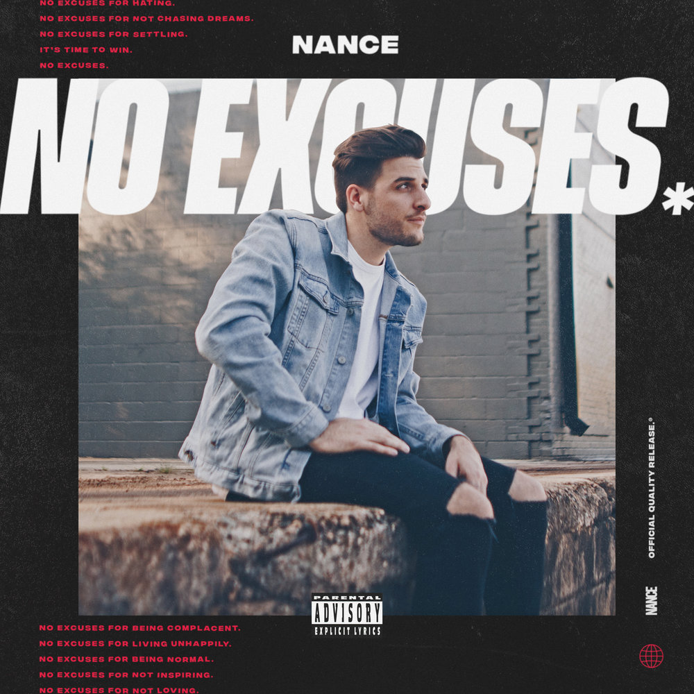 """No Excuses"" the album (2018)"