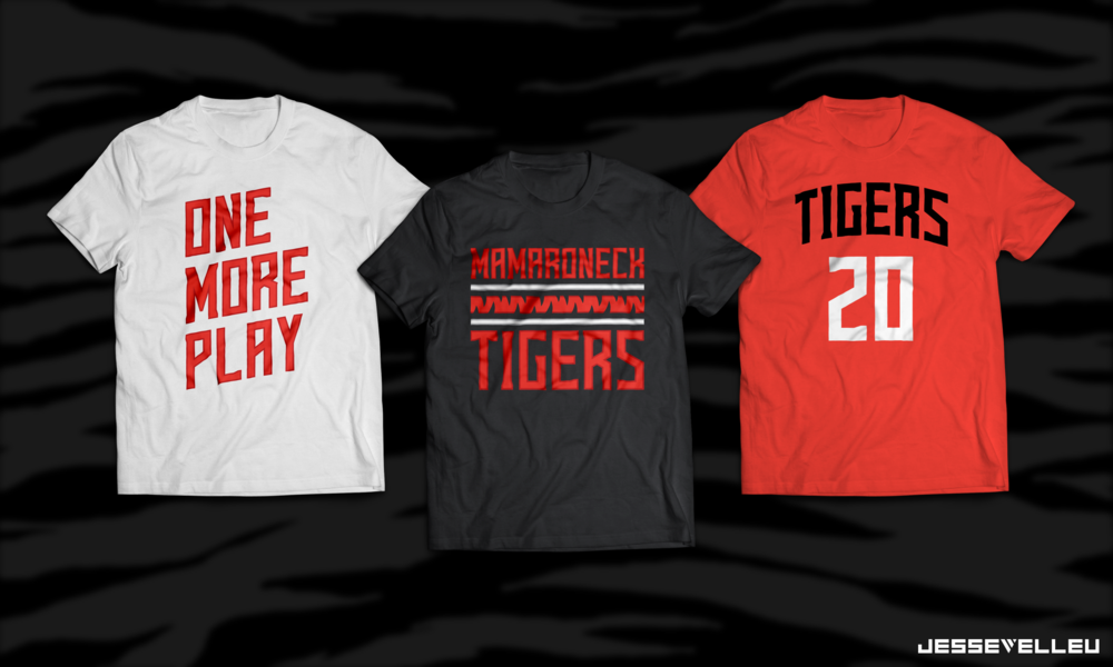 Tigers T Shirts Group 1.png