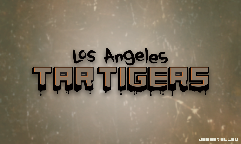 Tar Tigers Wordmark.png
