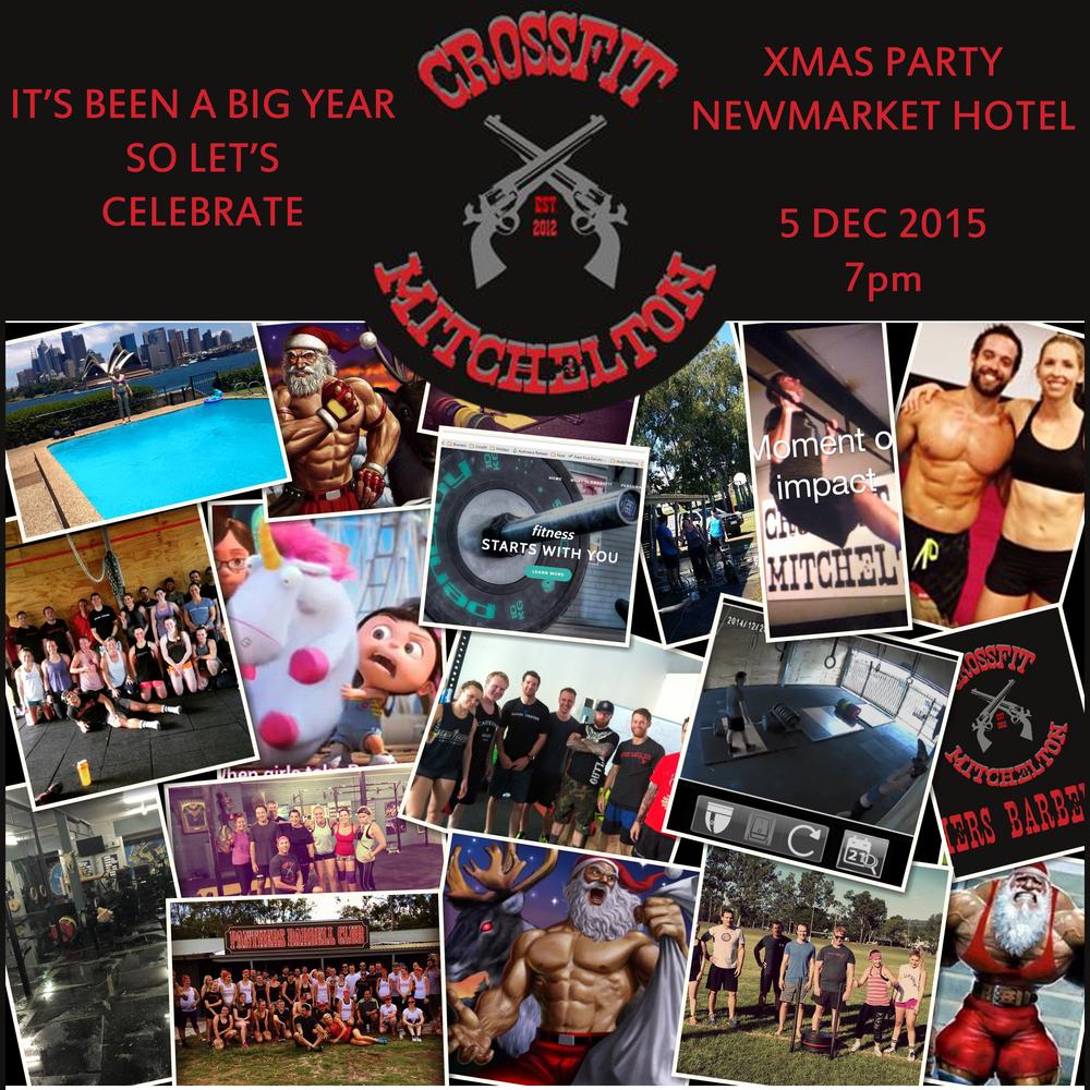 CFM xmas party 2015