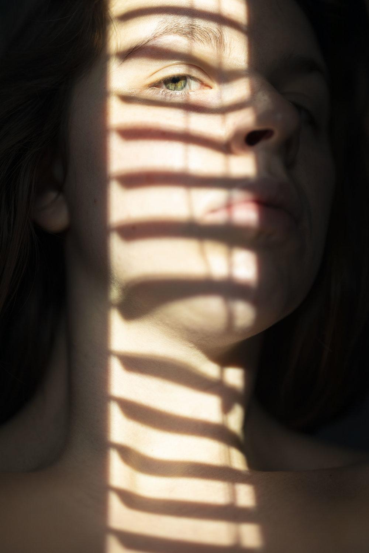 self portrait blinds