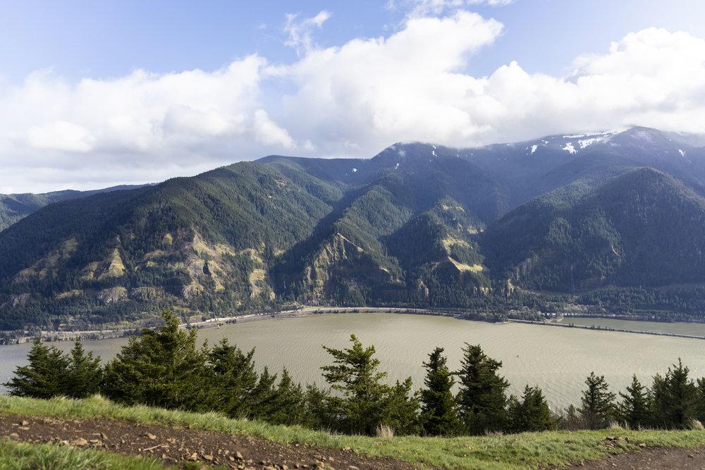 Sofia Angelina Photography Dog Mountain Columbia River Gorge