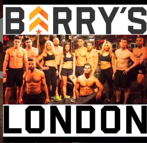 Barry's Bootcamp Playlist Never Radio