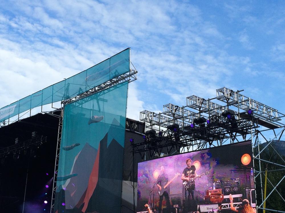George Ezra Squamish Music Festival