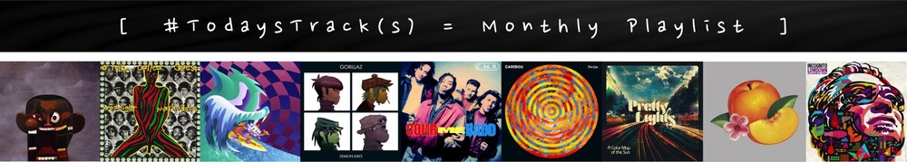 Monthly Playlist