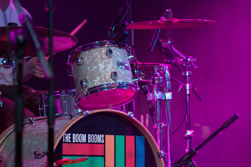 The Boom Booms at The Commodore Ballroom