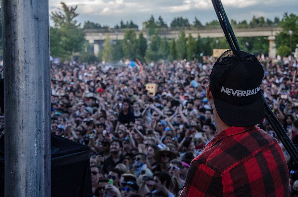 Fvded In The Park NeverRadio