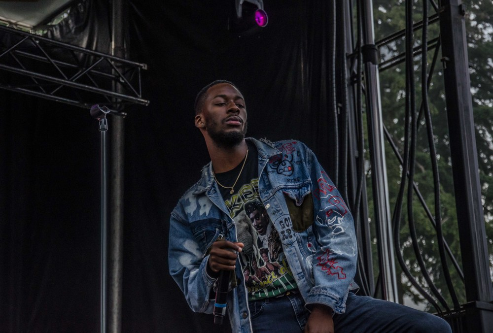Goldlink Fvded In The Park