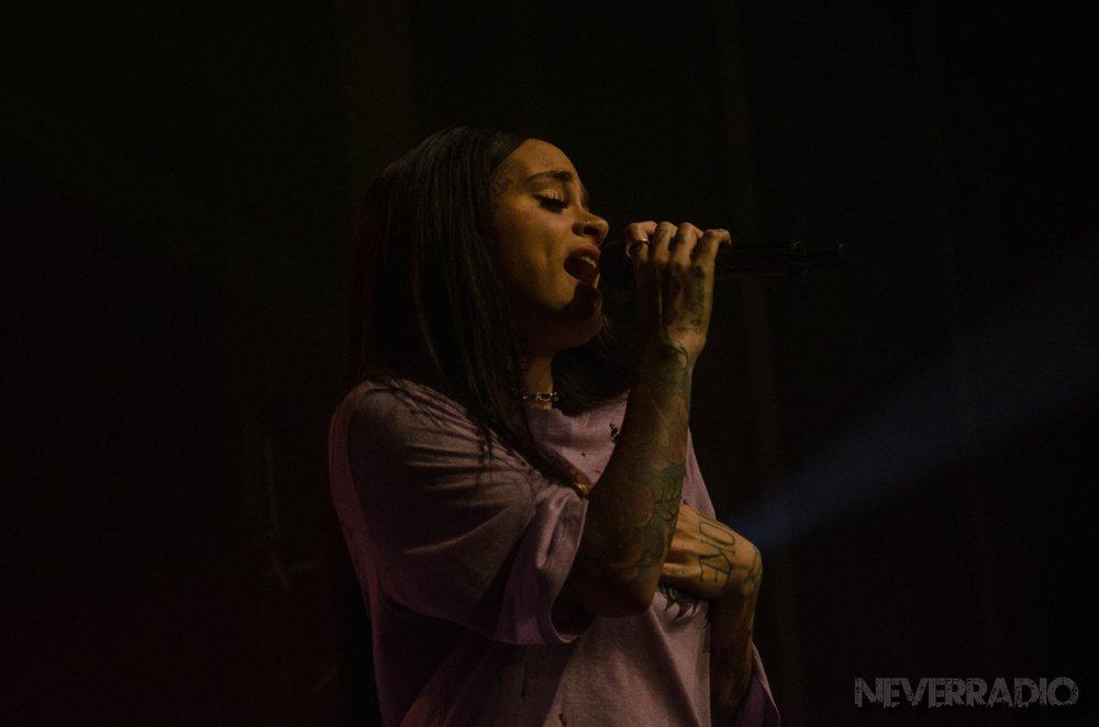 Kehlani Live Concert Show SweetSexySavage Tour