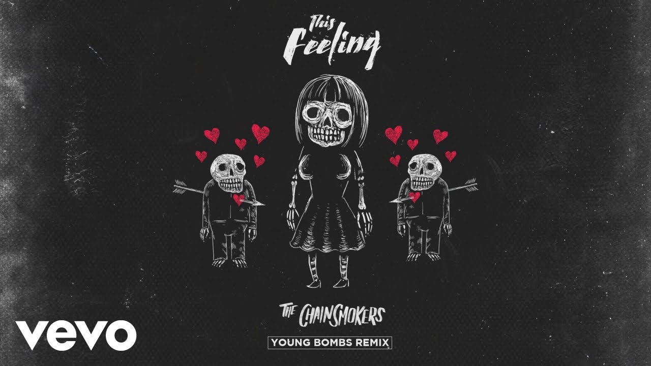 Anevo Don T Shoot Me Down the chainsmokers - this feeling (youngbombs remix) — never