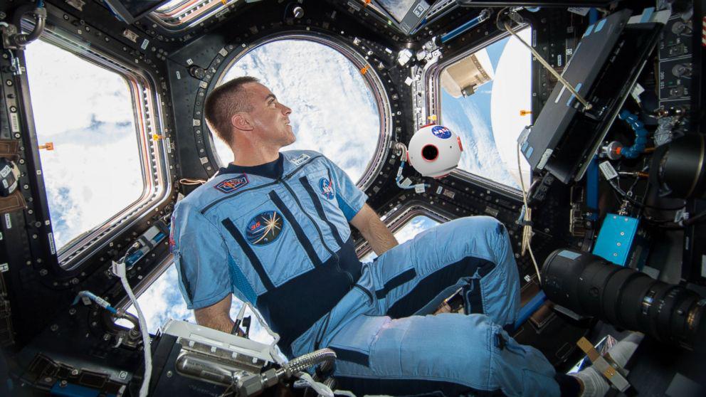 OmniBot - International Space Station