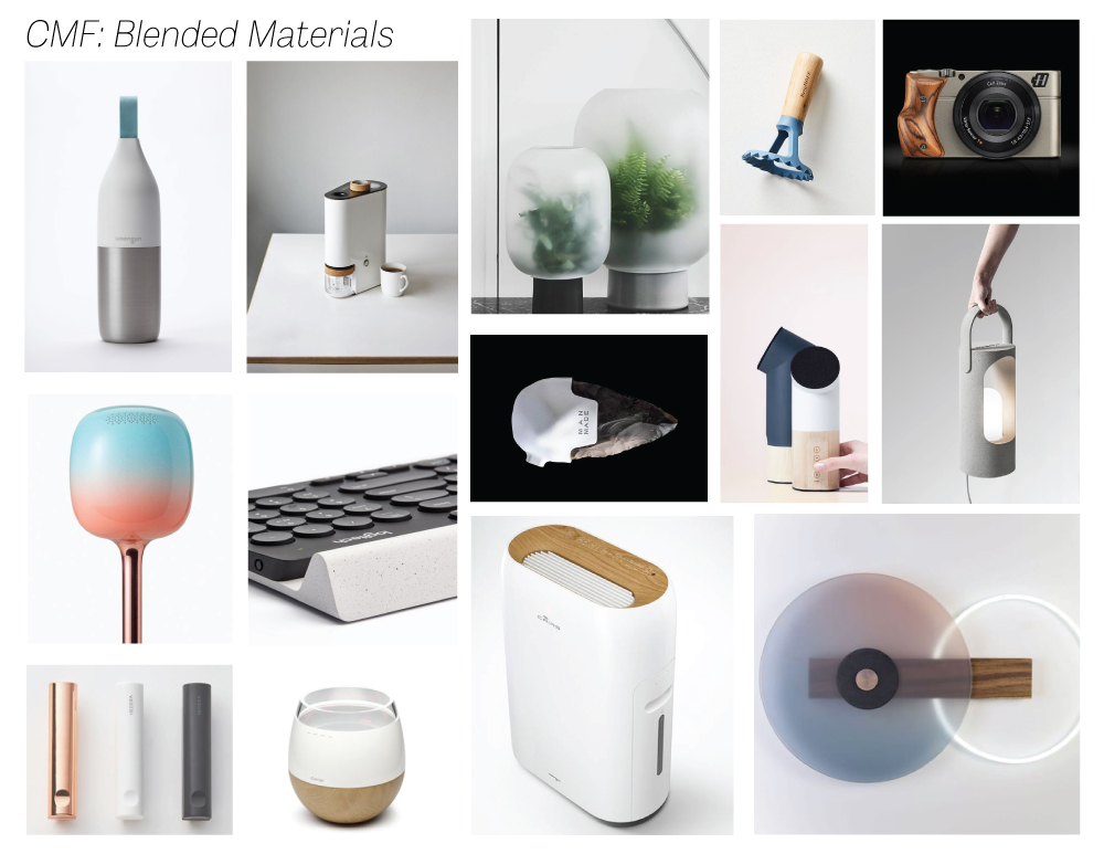 Blended Materials CMF
