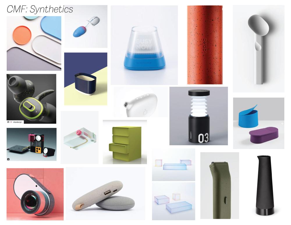 Synthetics CMF