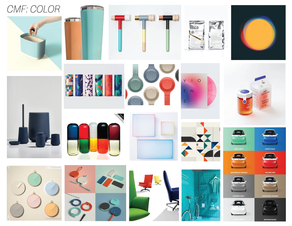 Color CMF