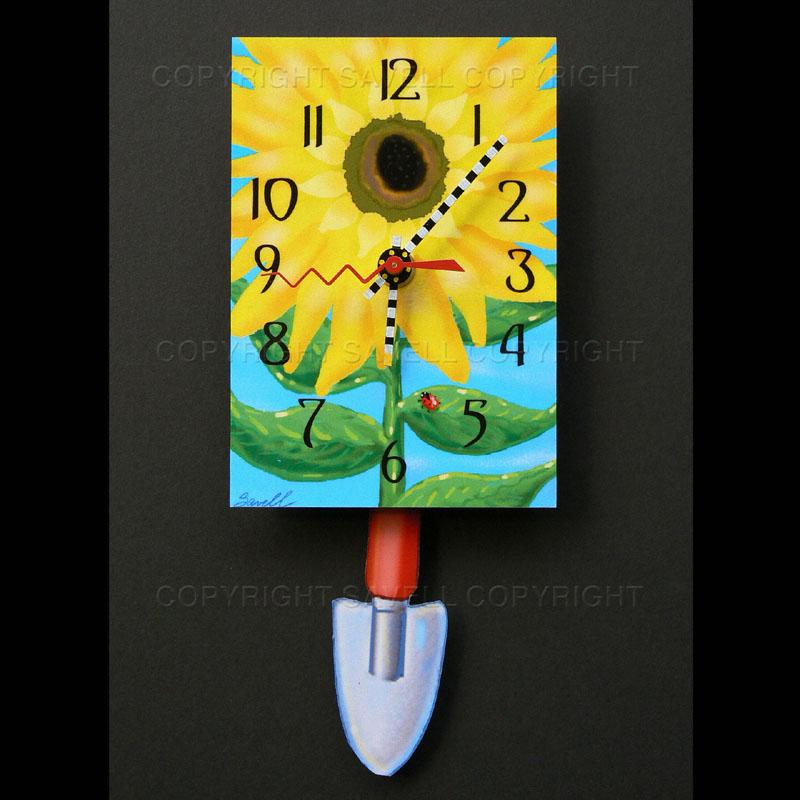ebay-Sunflower Clock.jpg