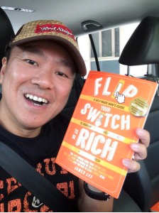 Flip Your Switch  To Be Rich by James Lee