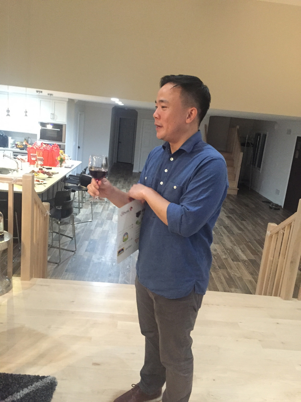 WineO Club Founder & Certified Sommelier Mark Fang