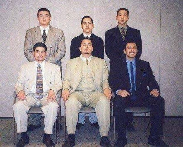 17 years ago today, 6 men came together to establish what came to be known as the Eta Chapter of Gamma Zeta Alpha Fraternity, Inc. here at UCLA. Today, we thank these men for establishing not only a great organization, but a family away from home to many of our brothers.  #BruinGammas #AcademicExcellence #CommunityService #Brotherhood