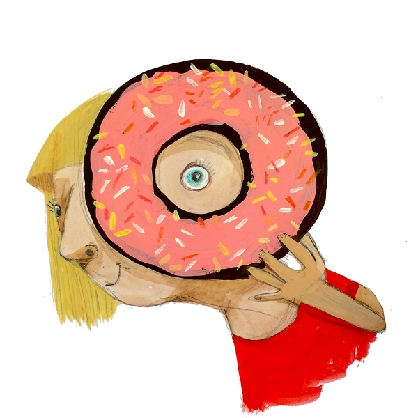 Donut Hole Spyglass
