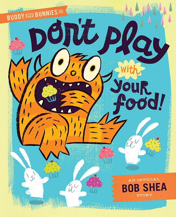 Mini Interviews - Bob Shea