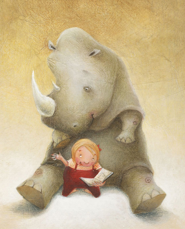 Juana Martinez-Neal : Rosies Rhino