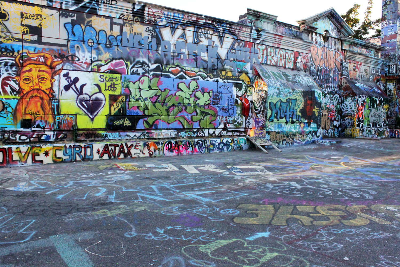 Seattle street graffiti art portland street art alliance