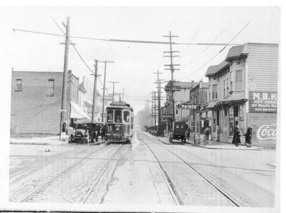 33rd + Belmont (1926)