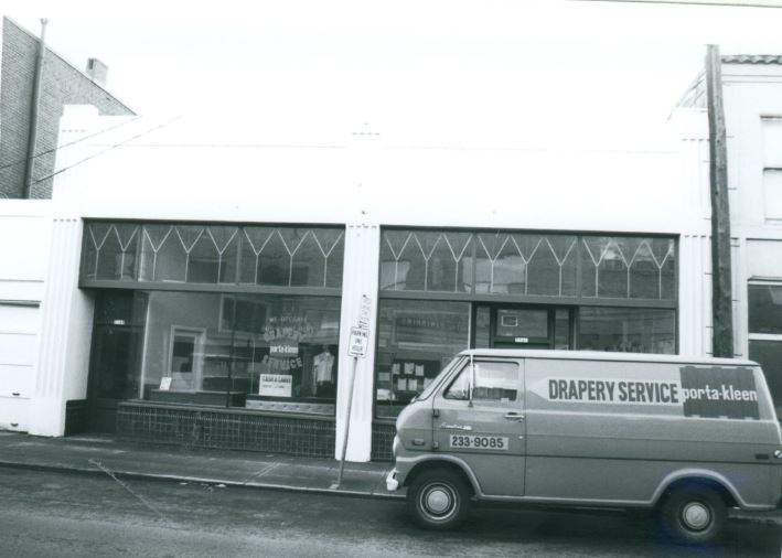 3342 SE Belmont, Pantorium Dye Works Factory Retail (1932)