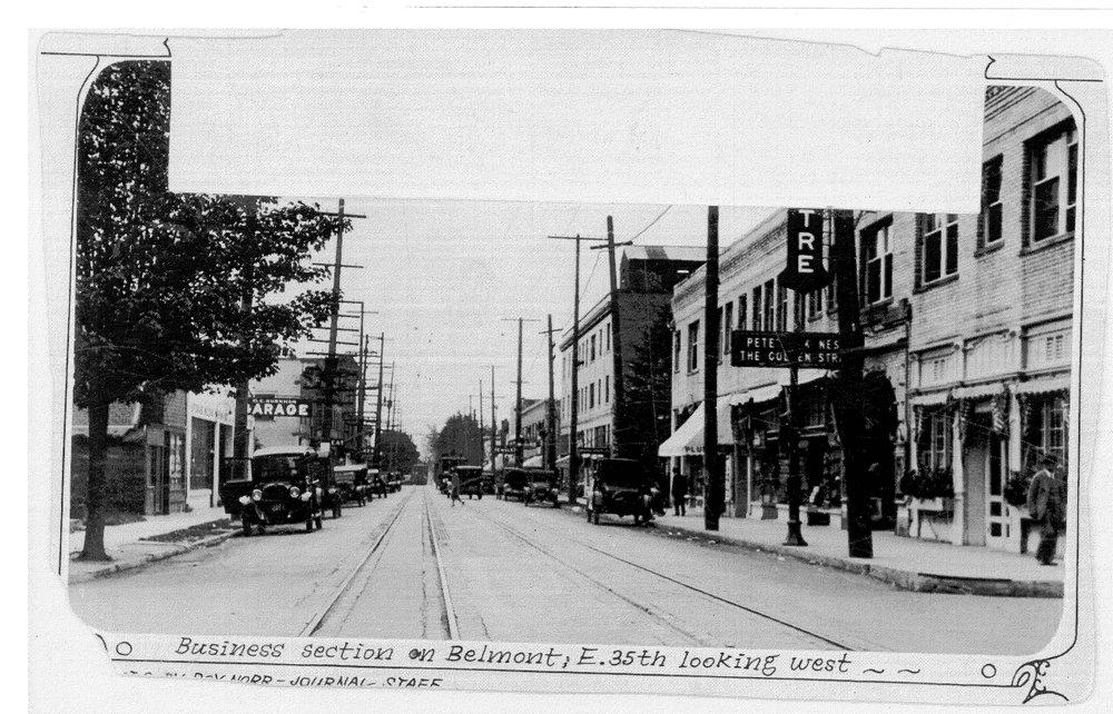 35th + Belmont (1926)