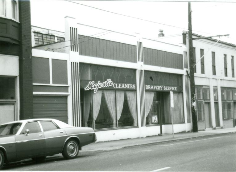 3342 SE Belmont, Mystic Dry Cleaners (1980s)