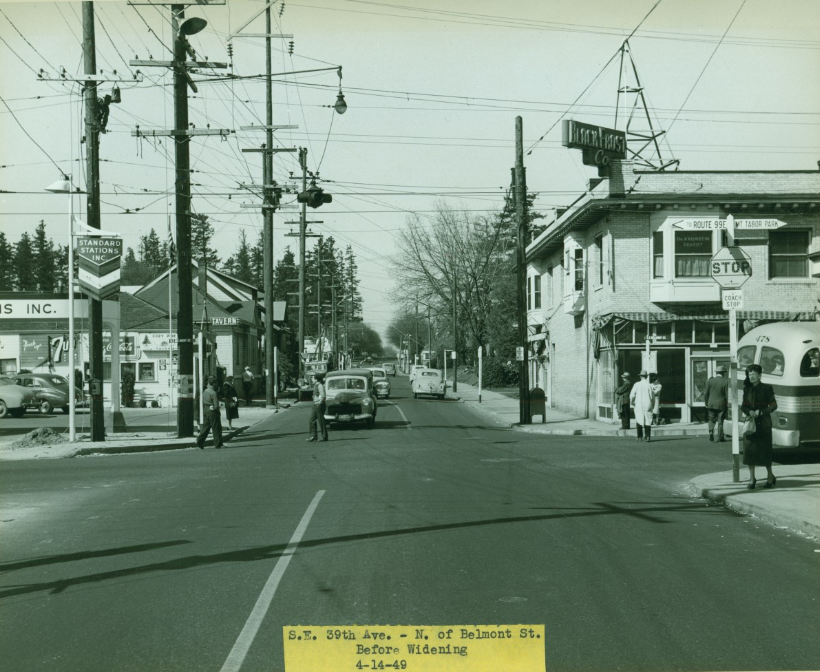 39th + Belmont (1949)
