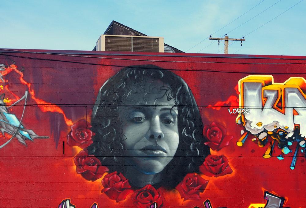 Photo © Portland Street Art Alliance