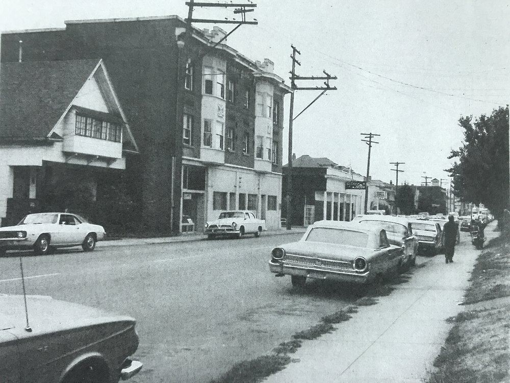 37th & Belmont, 1973