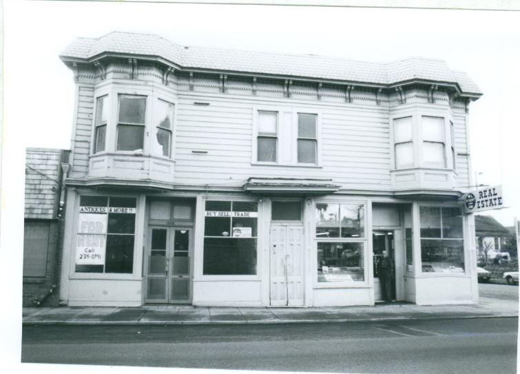 M.F. Knight Building, 1988