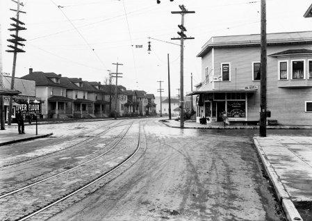 39th & Belmont, 1915
