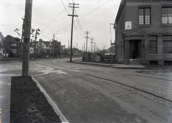55th & Belmont, 1914