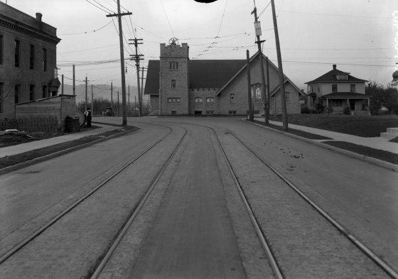 55th & Belmont, 1913