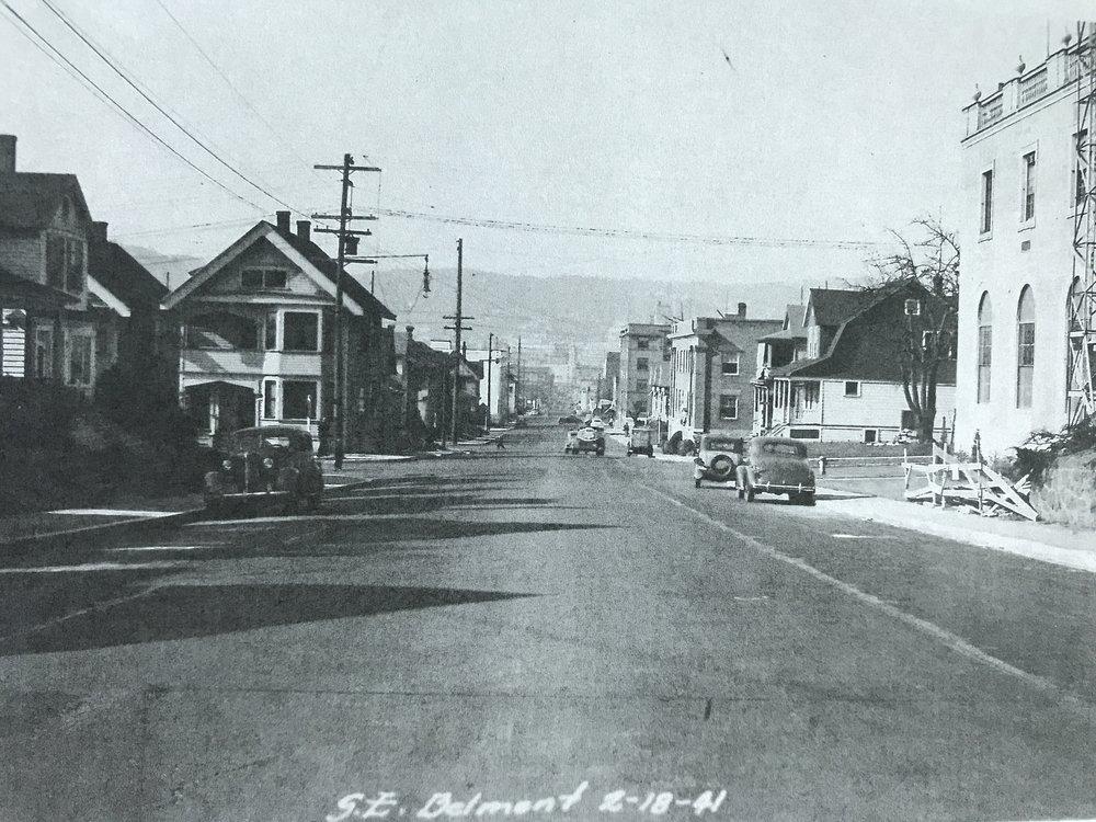 17th & Belmont, 1941