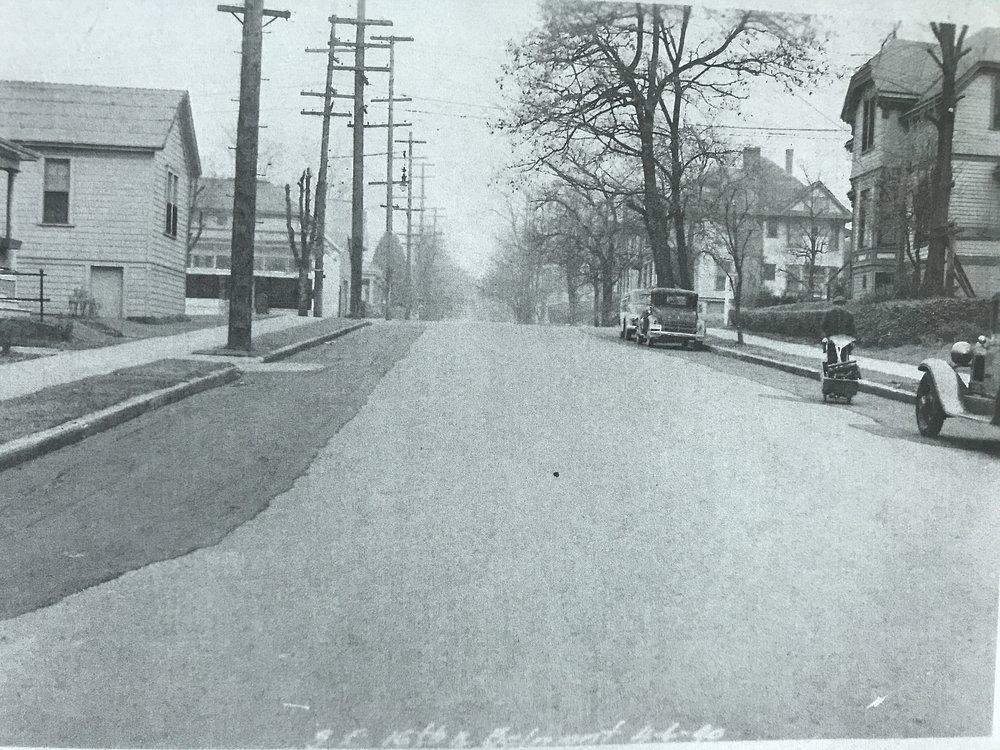 16th & Belmont, 1940