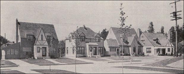 Peacock Lane, 1926