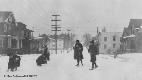 28th & Belmont, 1922