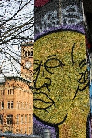 Rotating Graffiti Art Walls — Portland Street Art Alliance