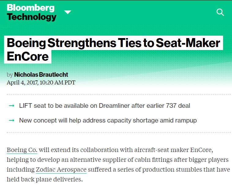 Bloomberg Technology -  April 2017